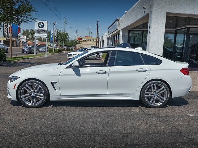 2018 Bmw 440i Gran Coupe Sedan For Sale Stock 180014