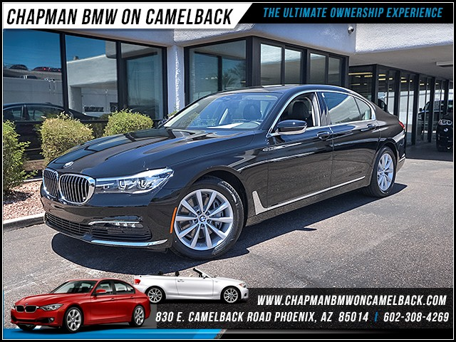2018 Bmw 740i Sedan For Sale Stock 180018 Chapman Bmw