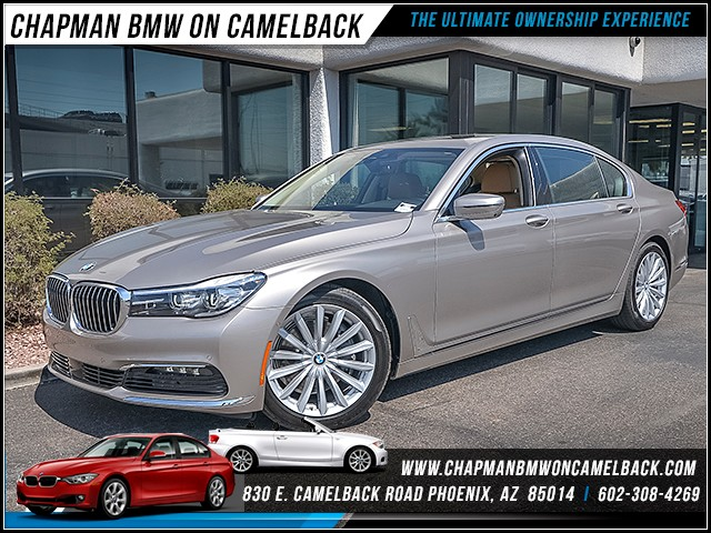 2018 Bmw 740i Sedan For Sale Stock 180088 Chapman Bmw