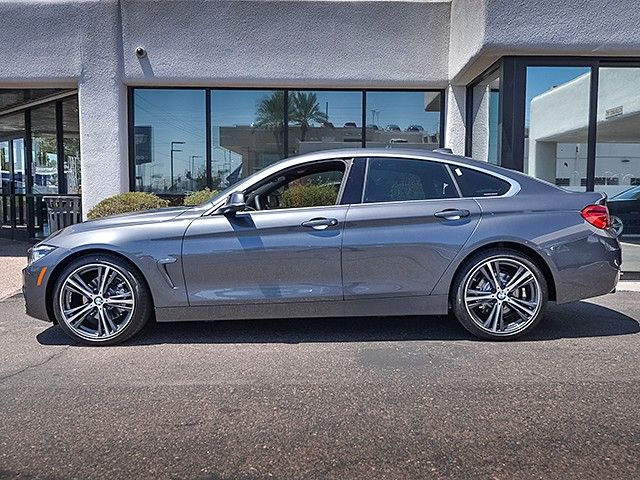 2018 Bmw 430i Gran Coupe Sedan For Sale Stock 180122