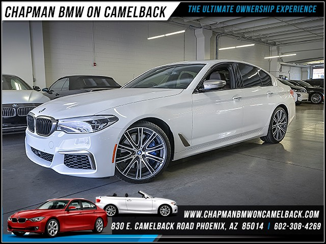 2018 Bmw M550i Xdrive Sedan For Sale Stock 180129