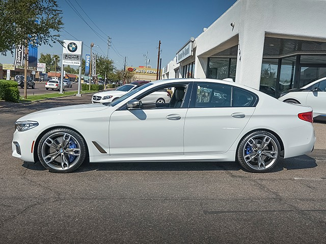 Chapman Bmw On Camelback >> 2018 BMW M550i xDrive Sedan for sale - Stock#180157 | Chapman BMW on Camelback