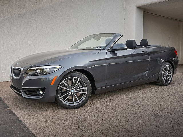 2018 bmw 230i convertible for sale stock 180176 chapman bmw on camelback. Black Bedroom Furniture Sets. Home Design Ideas
