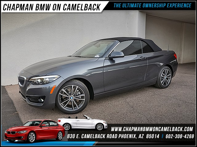 2018 Bmw 230i Convertible For Sale Stock 180176
