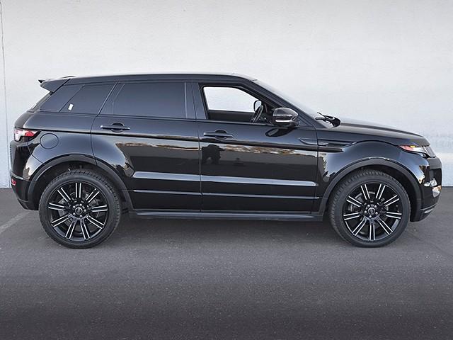Used Land Rover Range Rover Evoque Dynamic StockB - Range rover stock