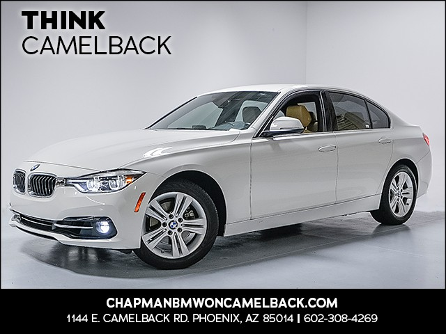 2018 BMW 3-Series Sdn 330i – Stock #181403A