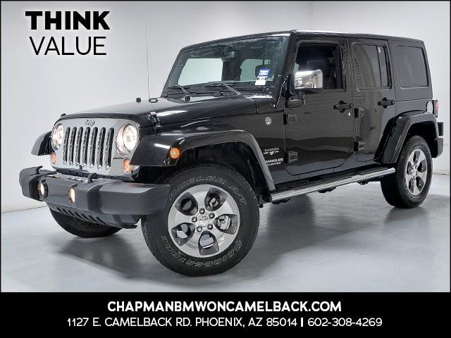 2016 Jeep Wrangler Unlimited Sahara – Stock #190152A