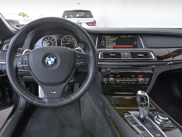 2013 BMW 7-Series 750i – Stock #190315A