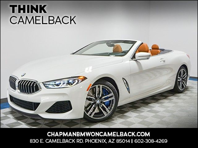 2019 BMW 8-Series M850i xDrive Convertible