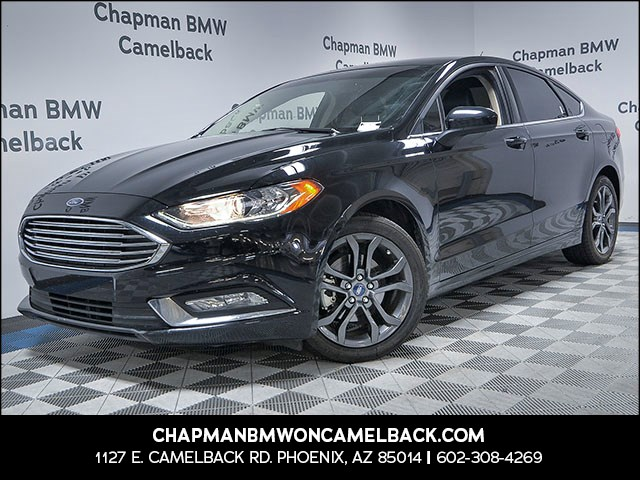 Used 2018 Ford Fusion SE