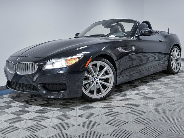 Certified Pre-Owned 2015 BMW Z4 sDrive35i