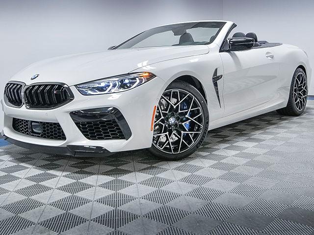 2020 BMW M-Series M8 Convertible