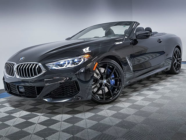 2020 BMW 8-Series 840i Convertible