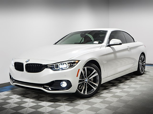 2020 BMW 4-Series 440i Convertible