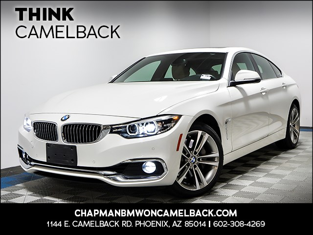 Certified Pre-Owned 2018 BMW 4-Series 440i xDrive Gran Coupe