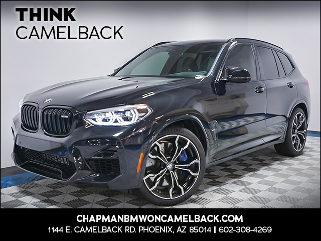 Used 2020 BMW X3 M Competition