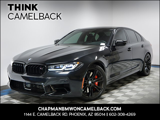 Certified Pre-Owned 2021 BMW M5