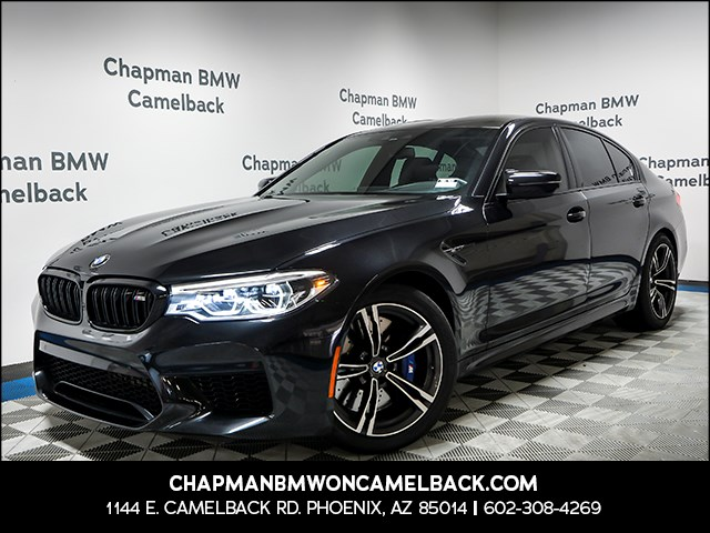 Certified Pre-Owned 2019 BMW M5
