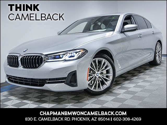 2021 BMW 5-Series