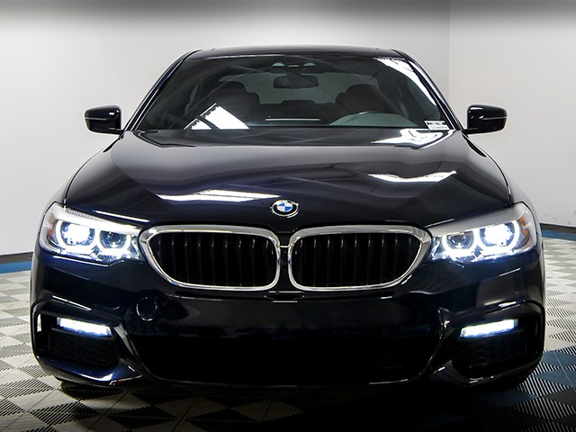 Certified Pre-Owned 2019 BMW 5-Series 530i