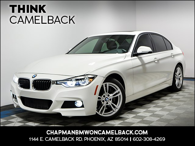 Certified Pre-Owned 2018 BMW 3-Series 340i