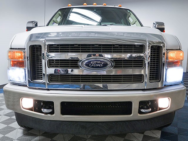 2008 Ford F-350 Super Duty Lariat Crew Cab