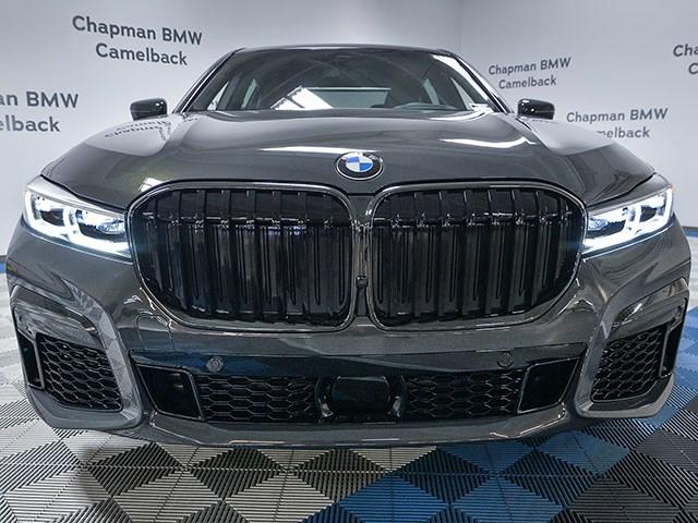 2021 BMW 7-Series 750i xDrive Sedan
