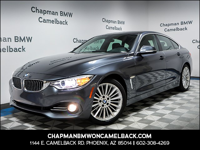 Certified Pre-Owned 2016 BMW 4-Series 428i Gran Coupe