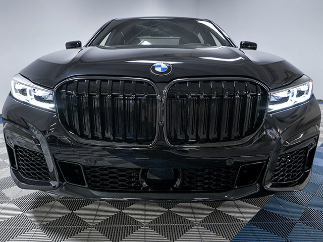 2021 BMW 7-Series 750i xDrive Sedan