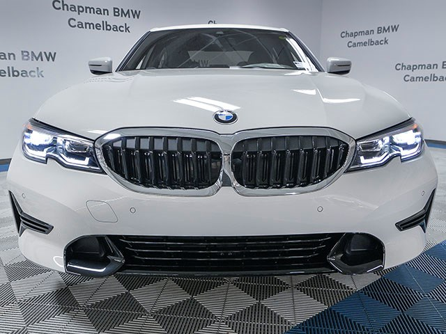 2021 BMW 3-Series 330e Sedan