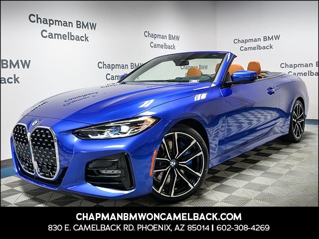 2021 BMW 4-Series 430i Convertible