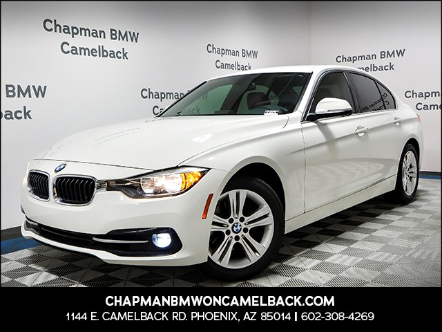 Used 2017 BMW 3-Series 330i
