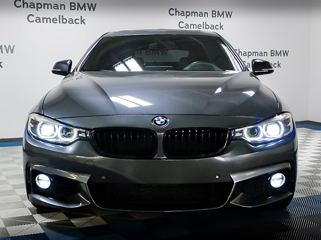 Certified Pre-Owned 2018 BMW 4-Series 440i Gran Coupe