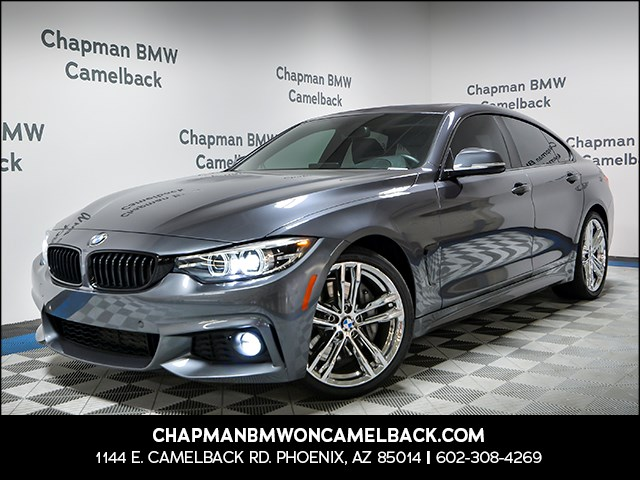 2018 BMW 4-Series 440i Gran Coupe