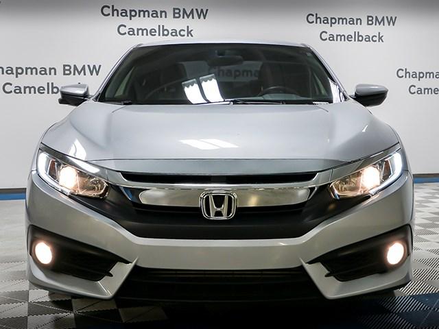 Used 2018 Honda Civic EX-T