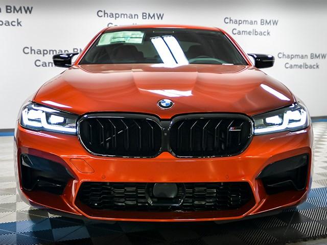 2021 BMW M-Series M5 Sedan