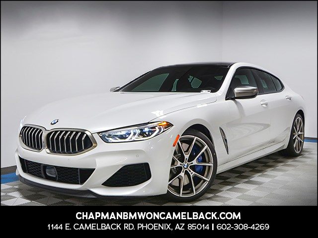 Used 2020 BMW 8-Series M850i xDrive Gran Coupe