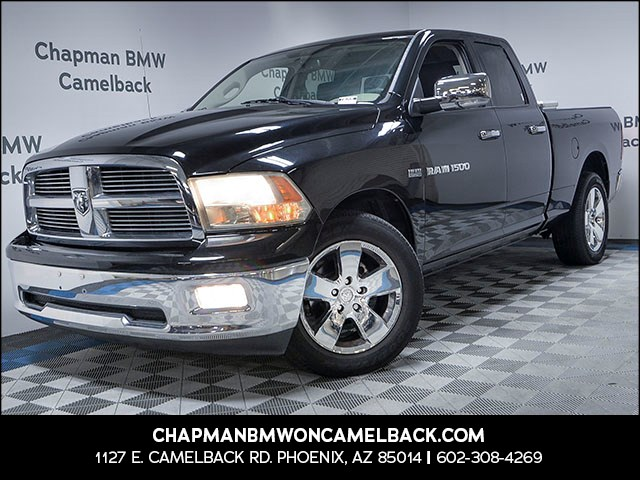Used 2012 Ram 1500 Big Horn Extended Cab