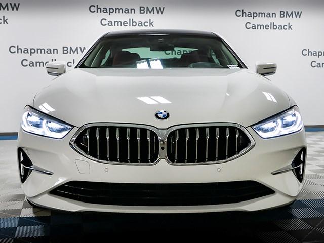 2020 BMW 8-Series 840i Gran Coupe