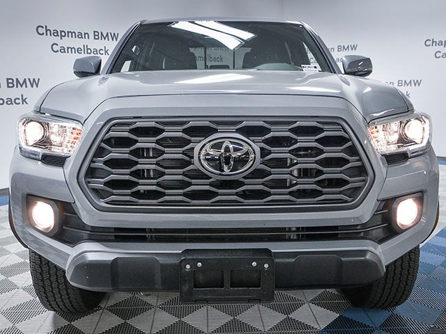 2020 Toyota Tacoma TRD Off-Road Crew Cab