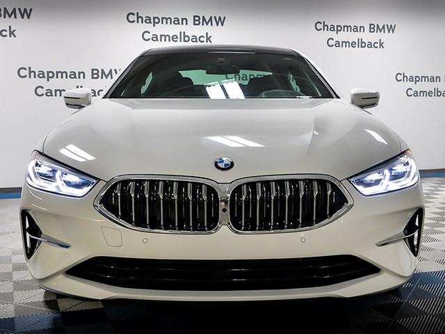 2022 BMW 8-Series 840i xDrive Gran Coupe Sedan