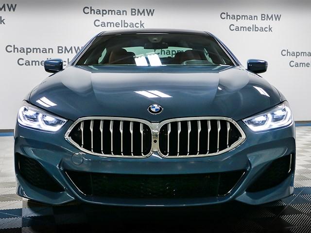 2022 BMW 8-Series 840i Gran Coupe