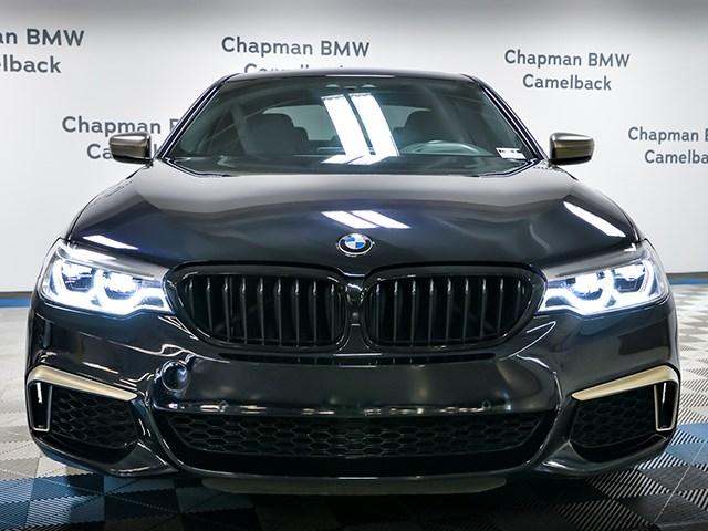 2020 BMW 5-Series M550i xDrive