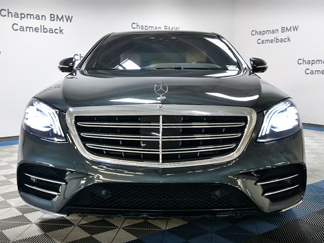 2019 Mercedes-Benz S-Class S 560