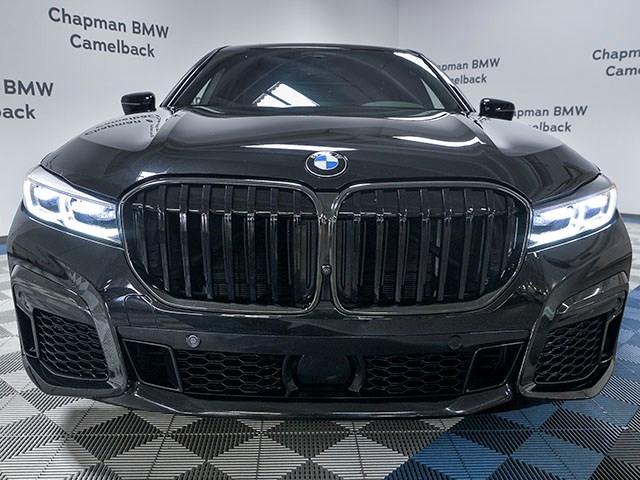 2021 BMW 7-Series 740i