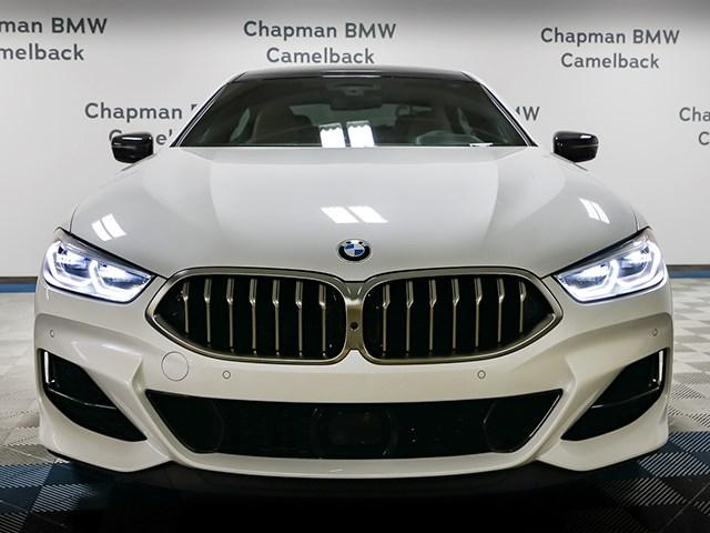 2022 BMW 8-Series M850i xDrive Gran Coupe Sedan