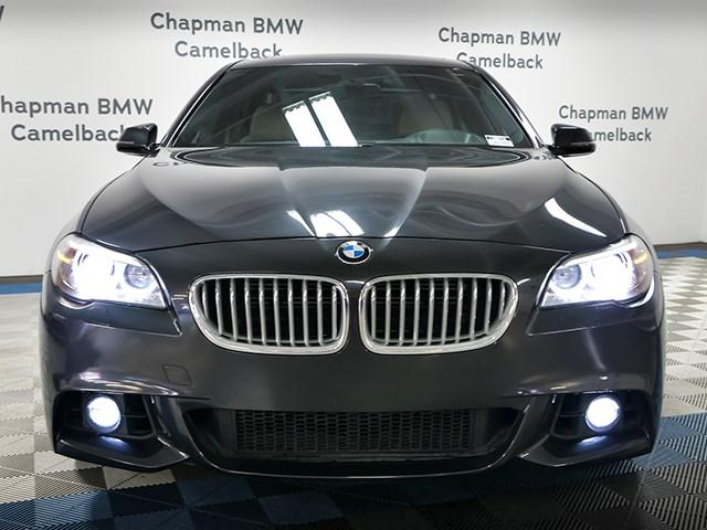 2015 BMW 5-Series 550i xDrive