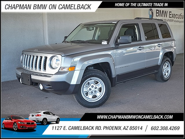 Used 2017 Jeep Patriot Sport For Sale Stock Cp75680