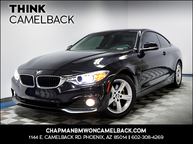 Certified Pre-Owned 2015 BMW 4-Series 428i