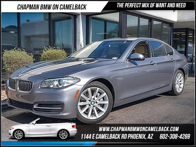 2014 BMW 5-Series